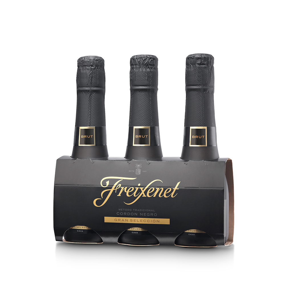 Cordon Negro Piccolo 3 pack